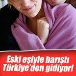 Ünlü sunucu Özge Uzun Türkiye'den gidiyor