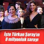 İşte Türkan Şoray'ın 8 milyonluk sarayı!