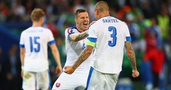 Slovakya kadrosunda tanıdık isimler