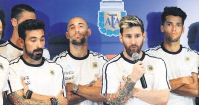 Arjantin'de boykot!