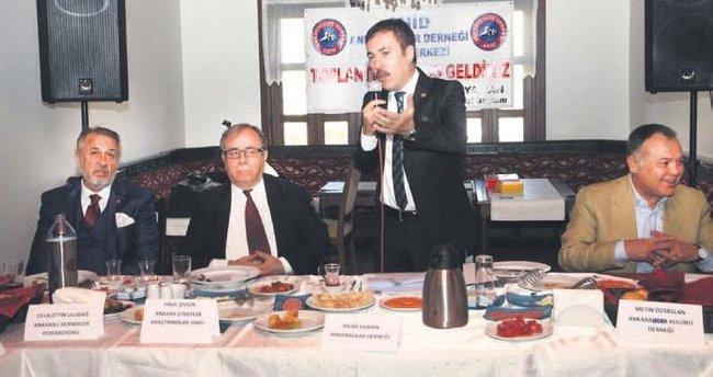 Ankara'ya Hacı Bayram Veli adına üniversite önerisi