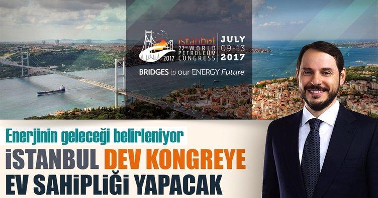 Enerjinin geleceği İstanbul'da belirlenecek