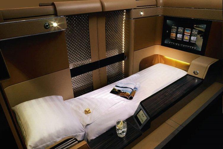 Uçak değil sanki otel