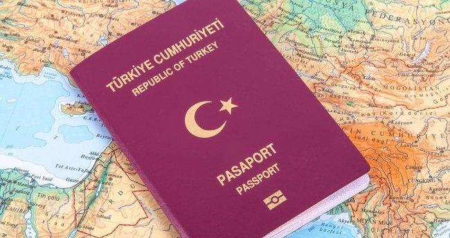 Pasaportta çipli dönem başlıyor