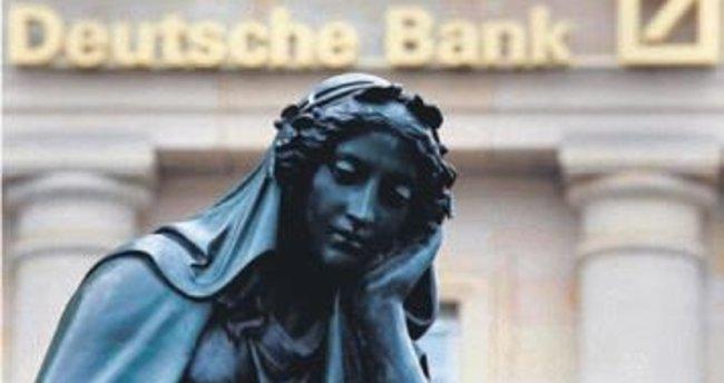 Deutsche Bank'ta sermaye artırımı