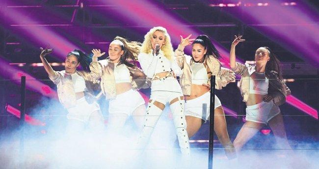 MTV Avrupa'da Bieber damgası