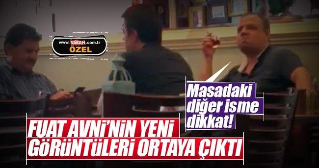 FUAT AVNİ'NİN YENİ GÖRÜNTÜLERİ ORTAYA ÇIKTI!