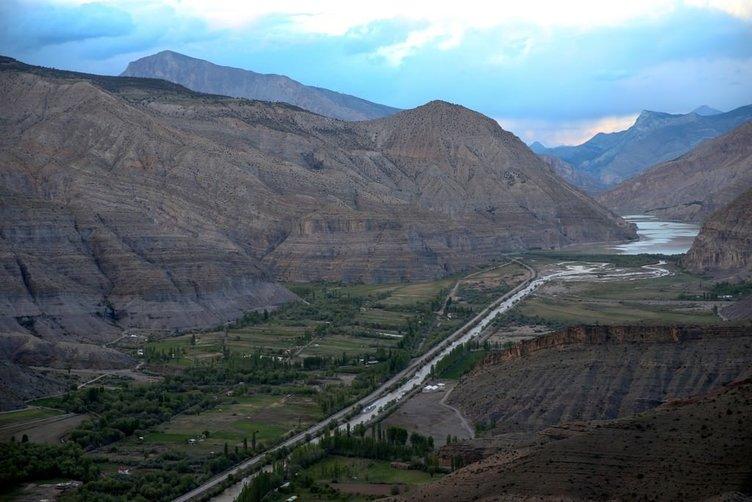 Uzundere'nin turizm hamlesi