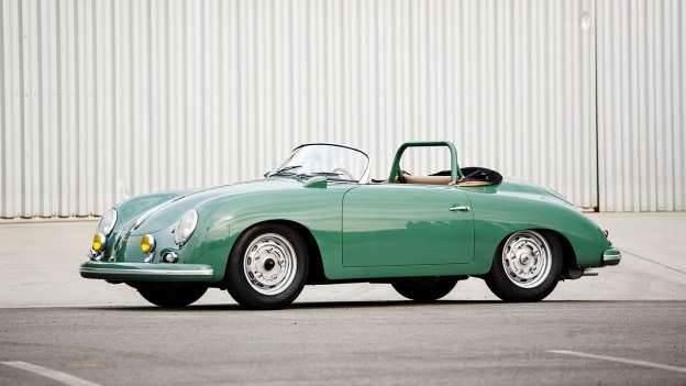 Efsanevi Porsche koleksiyonu