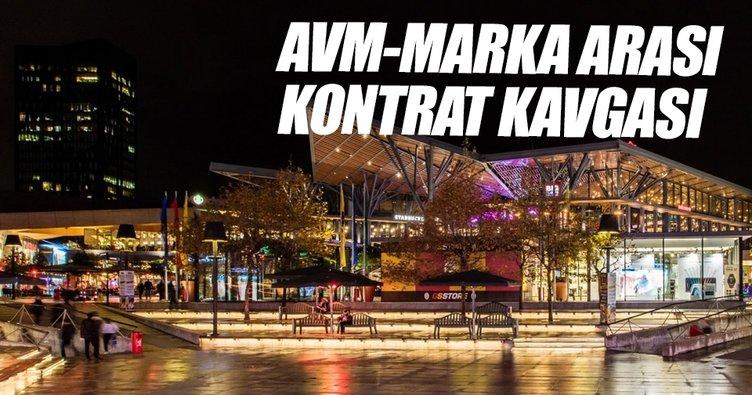AVM-marka arası 'kontrat' kavgası