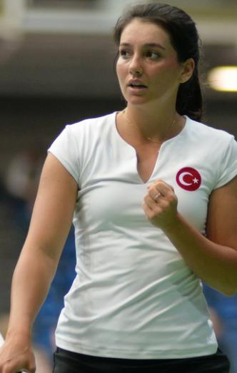 İpek Soylu, ABD Açık'ta tur atladı