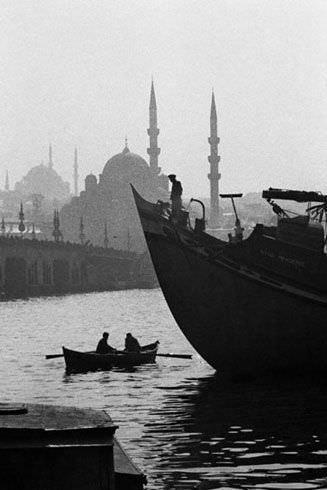 Ara Güler´in objektifinden İstanbul!