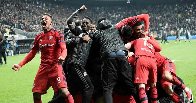 Lyon'lu futbolcudan tribünlere ahlaksız hareket!