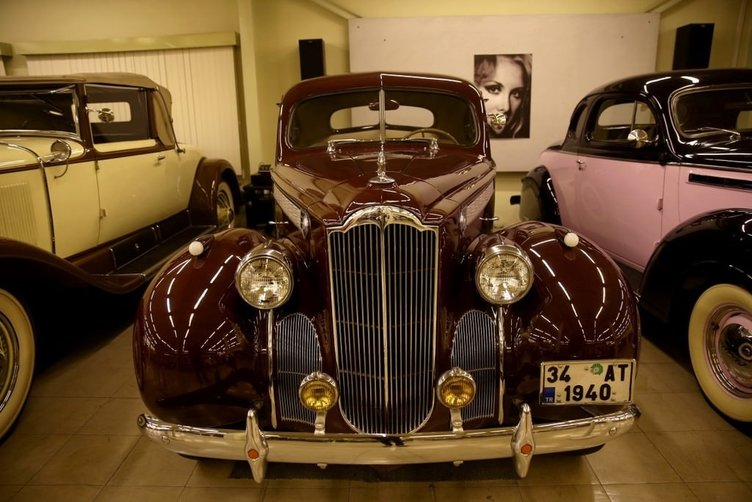 İstanbul'da otomobil tarihine yolculuk