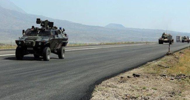 Kilis'te özel güvenlik bölgesi süresi 15 gün uzatıldı