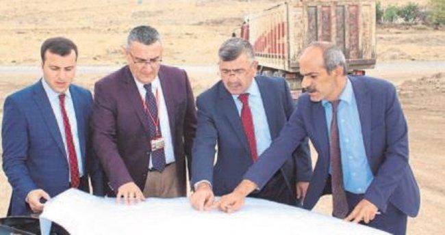 Başkan Akdoğan Ufuk Projesi'nde