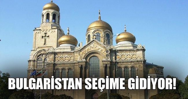 Bulgaristan pazar günü sandığa gidiyor