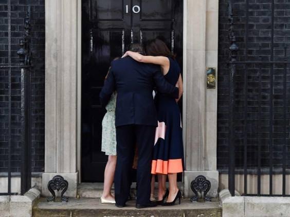 İşte David Cameron'ın yeni evi