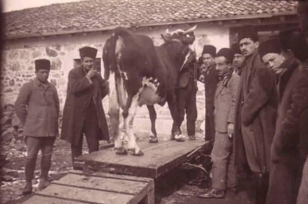 Osmanlı'da Kurban Bayramı