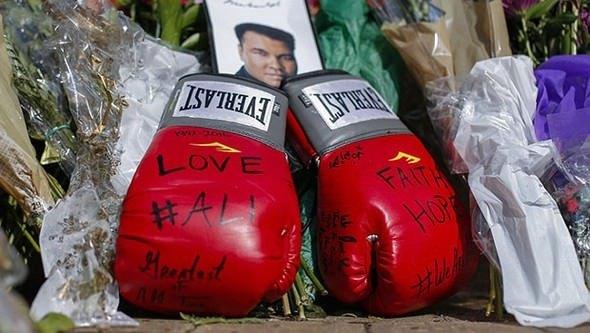 Muhammed Ali'yi böyle karşıladılar