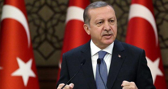Cumhurbaşkanı Erdoğan Ankara'ya gitti