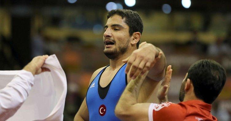 Taha Akgül 5. Avrupa şampiyonluğu için minderde!