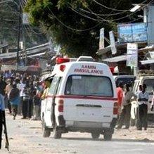 Kenya'da bombalı saldırı: 4'ü çocuk 8 ölü!