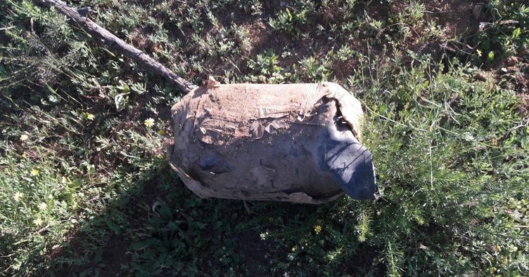 Bingöl'de PKK'nın tuzakladığı patlayıcı imha edildi