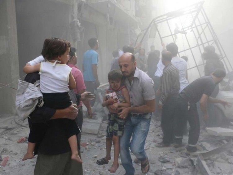 Rusya'nın korkunç Suriye bilançosu