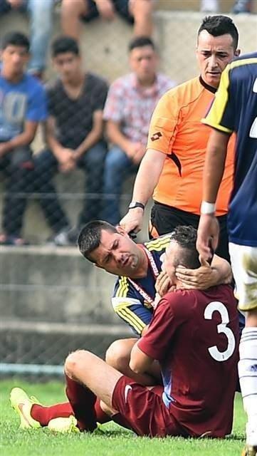 Trabzonsporlu futbolcunun hayatını kurtardı