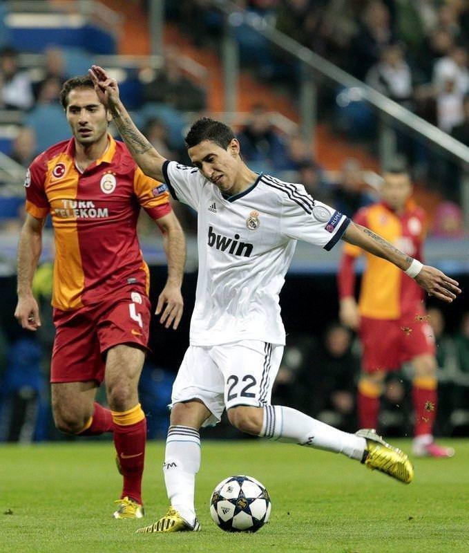 Real Madrid - Galatasaray