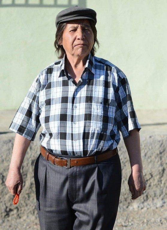51 yıldır 'erkek gibi' yaşıyor