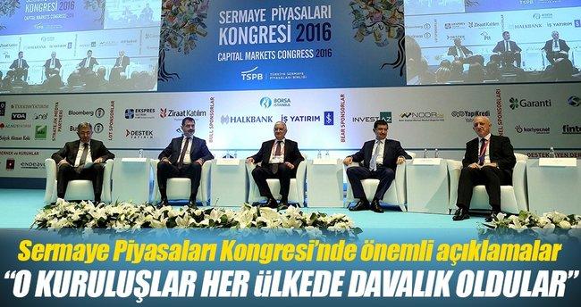 SPK Başkanı Ertaş ve BIST Başkanı Karadağ'dan önemli açıklamalar