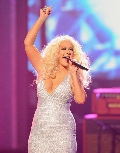 Christina'nın gelinlik diyeti