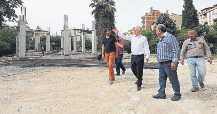 Denizli Büyükşehir'den kültür ve yaşam merkezi