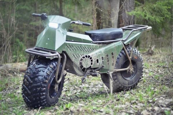 Yeni arazi motoru Taurus 2x2 ile tanışın