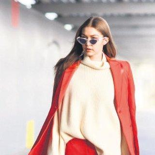 Milano'da güneş gözlükleri başrolde