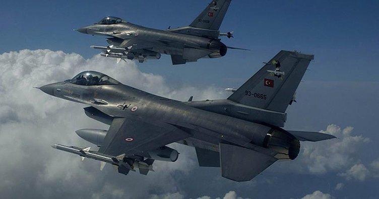 Son dakika haberi: Türk jetleri Hakurk'daki hedefleri vurdu