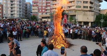 Ramazan ayını Melede ateşi ile karşıladılar