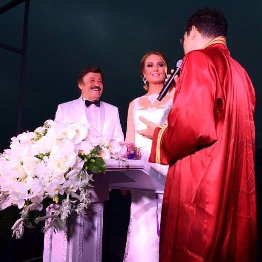 Selami Şahin ile Didem Şahin nikah tazeledi