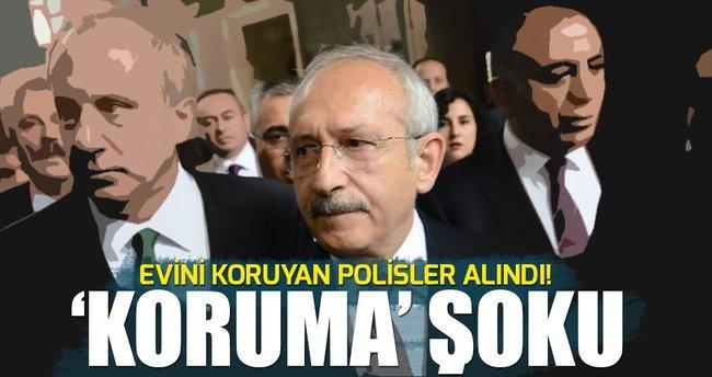 Kılıçdaroğlu'nun evinde görev yapan 6 polis FETÖ'den ihraç edildi