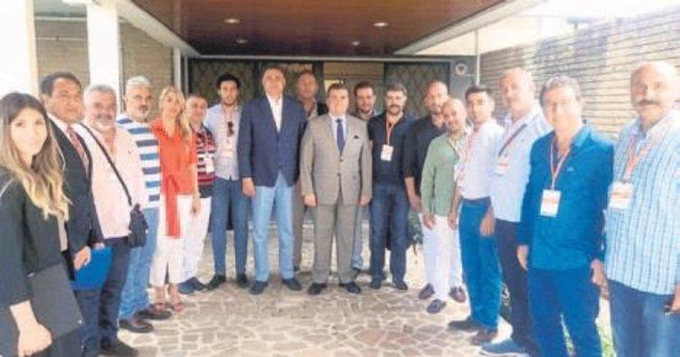 AOSB heyetinin tarafından yalanlandı Fas ziyareti bitti