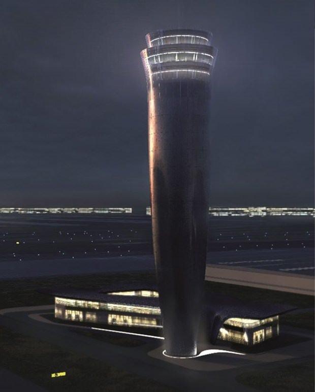 3. Havaalanının kulesi hangisi olacak?