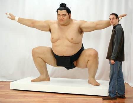 Bir heykel ne kadar gerçekçi olabilir?