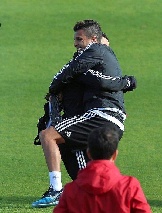 Beşiktaş'a veda etti
