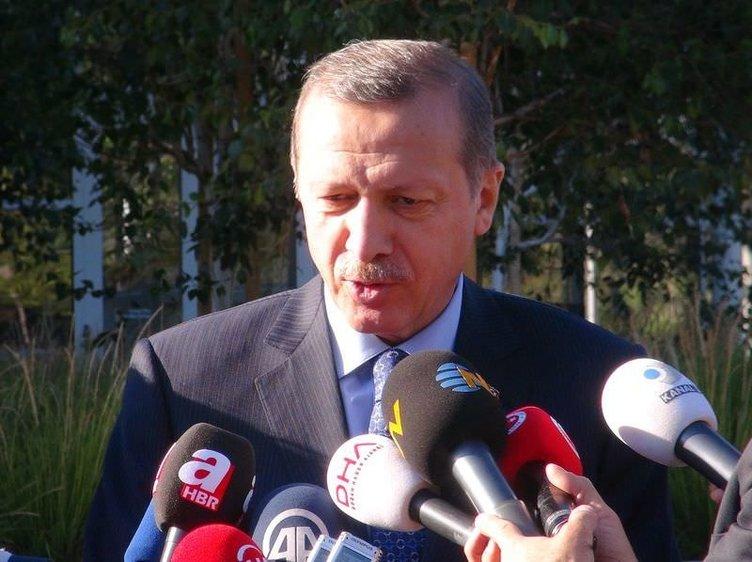 Başbakan Erdoğan Silikon Vadisi'nde