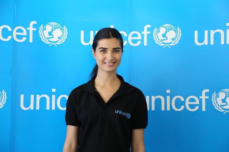 Tuba Büyüküstün UNICEF tarafından İyi Niyet Elçisi seçildi