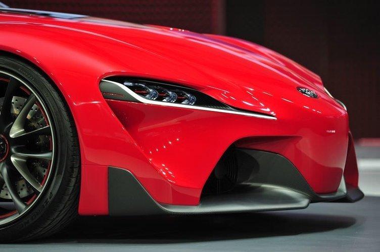 2014 Detroit Otomobil Fuarı
