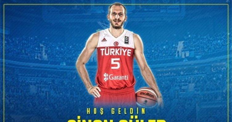 Sinan Güler resmen Fenerbahçe'de