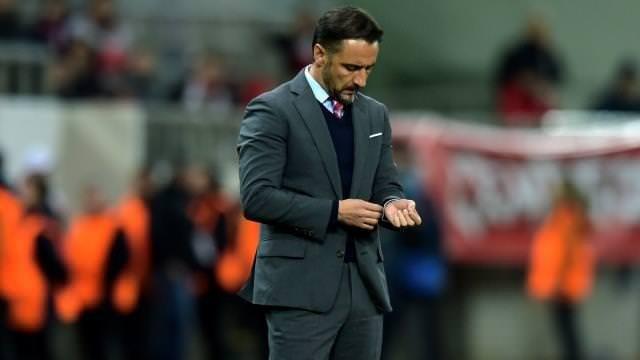 Pereira transfer raporunu yönetime sundu